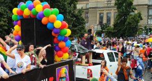 Gypsyrobot - Prague Pride 2019