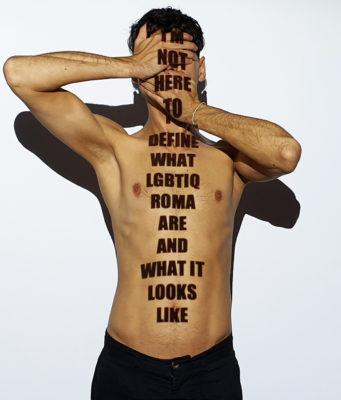 I'm not here to define ... - by Roland Korponovics